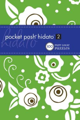 Pocket Posh Hidato 2: 100 Pure Logic Puzzles