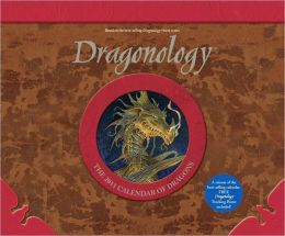2011 Dragonology Wall Calendar