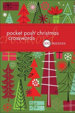 Pocket Posh Christmas Crosswords: 75 Puzzles