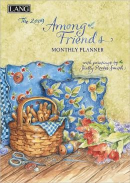 Among Friends Monthly Planner