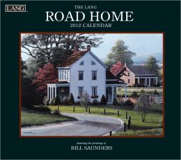 2012 Road Home Wall Calendar