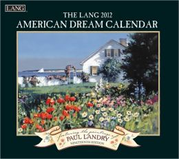 2012 American Dream Wall Calendar