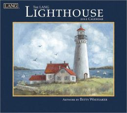 2012 Lighthouse Wall Calendar