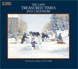 2012 Treasured Times Wall Calendar