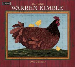 2012 Warren Kimble Wall Calendar