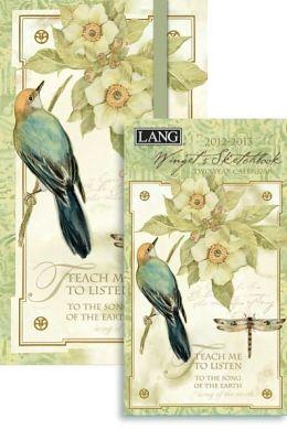 2012 Songs of the Earth On the Go Organizer Calendar