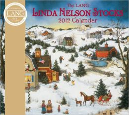 2012 Linda Nelson Stocks Collectors Edition Wall Calendar
