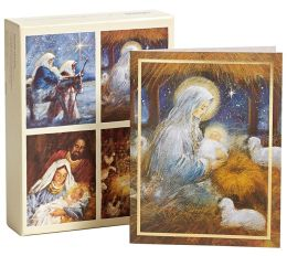 Promise of Faith Christmas Boxed Card