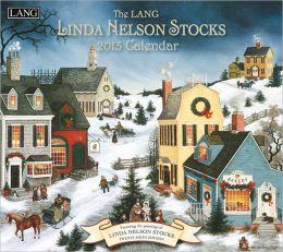 2013 Linda Nelson Stocks Wall Calendar