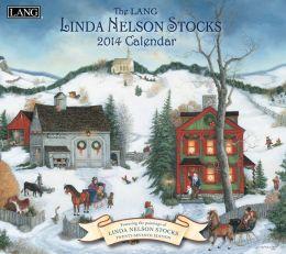 2014 Linda Nelson Stocks Wall Calendar
