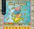 Book Cover Image. Title: 2014 Color My World Wall Calendar, Author: Lisa Kaus