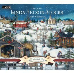2015 Linda Nelson Stocks Wall Calendar