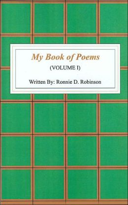 My Book of Poems (Volume 1)