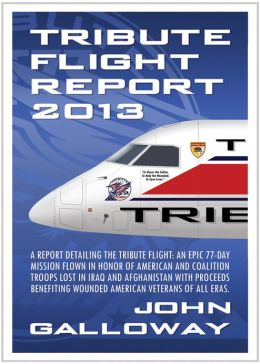 Tribute Flight Report 2012