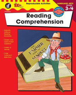 Reading Comprehension Grades 3-4 (100+ Series)