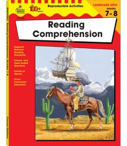 Reading Comprehension, Grades 7-8 (The 100+ Series)
