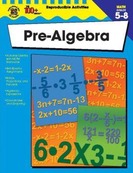 Pre-Algebra Grade 5-8