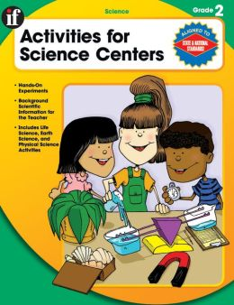 Activities for Science Centers, Grade 2