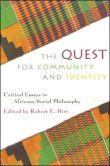 Essays on contribution to community
