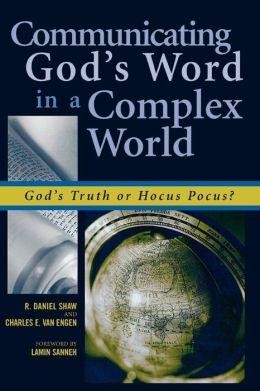 Communicating God's Word In A Complex World
