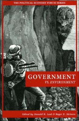 Government Versus Environment