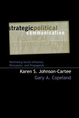 Strategic Political Communication