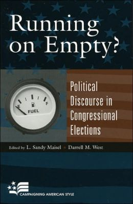 Running on Empty?: Political Discourse in Congressional Elections