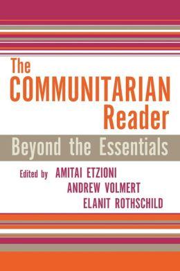 Communitarian Reader