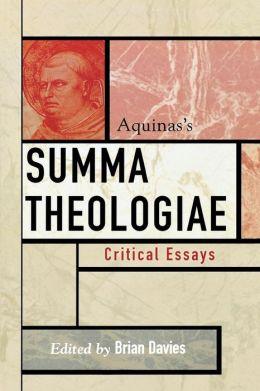 Aquinas's Summa Theologiae