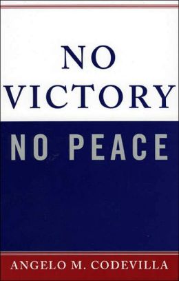 No Victory, No Peace