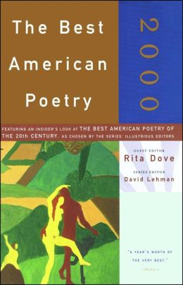 The Best American Poetry 2000