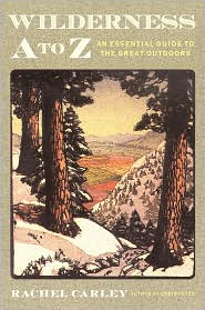 Wilderness A-Z: An Essential Guide to the Great Outdoors