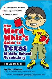 The Word Wizard's Guide to Texas Middle School Vocabulary