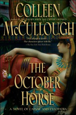 The October Horse (Masters of Rome Series #6)