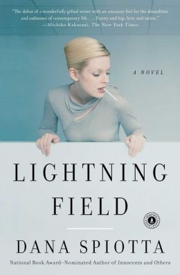 Lightning Field: A Novel