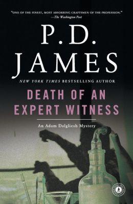 Death of an Expert Witness (Adam Dalgliesh Series #6)