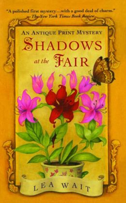 Shadows at the Fair (Antique Print Mystery Series #1)