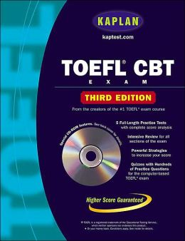 TOEFL CBT Exam with CD-Rom