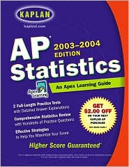 AP Statistics: An Apex Learning Guide: 2003-2004