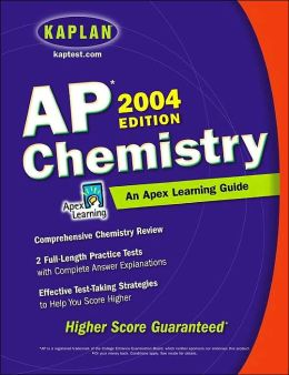 AP Chemistry, 2004: An Apex Learning Guide