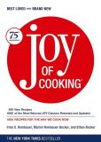 Book Cover Image. Title: Joy of Cooking:  75th Anniversary Edition, Author: Irma S. Rombauer