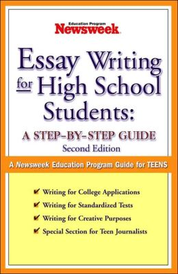 step by step essay Follow our example step-by-step to learn how to write a great sat essay.