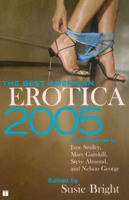 The Best American Erotica 2005