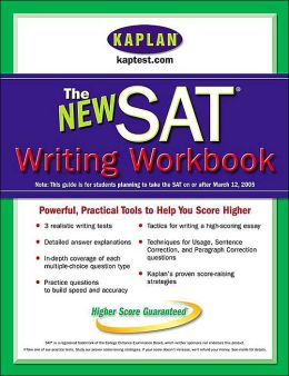 Kaplan The NEW SAT Writing Workbook