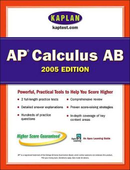 AP Calculus AB 2005: An Apex Learning Guide