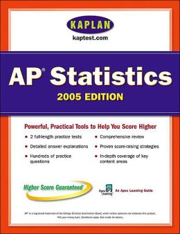 AP Statistics 2005: An Apex Learning Guide