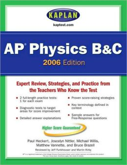 Kaplan AP Physics B and C