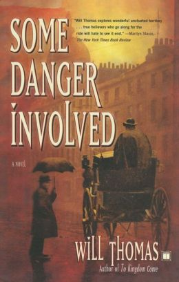 Some Danger Involved (Barker & Llewelyn Series #1)