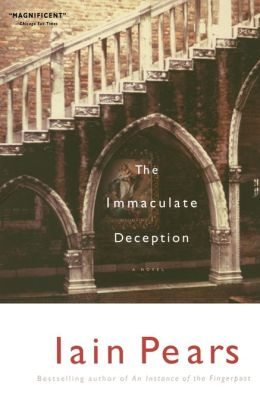 The Immaculate Deception (Art History Mystery Series #7)