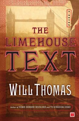 The Limehouse Text (Barker & Llewelyn Series #3)